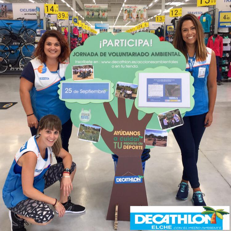 voluntariado decathlon